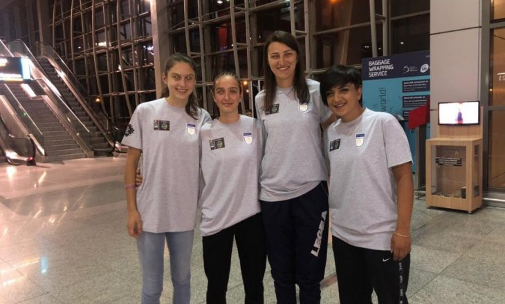 """Katër përfaqësueset e Kosovës udhëtojnë për në kampin """"FIBA European Women's Basketball summit"""""""