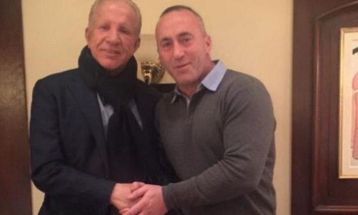 Behgjet Pacolli lavdëron Ramush Haradinajn për dorëheqjen