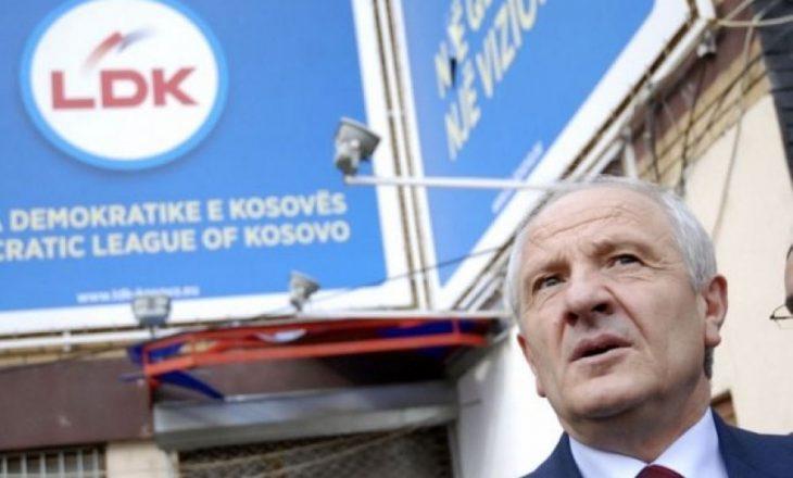 Fatmir Sejdiu tregon pse dëshiron të bëhet kryetar i LDK-së