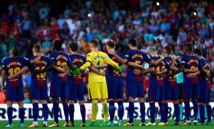 E papritur kjo që i ndodhi Barcelonës