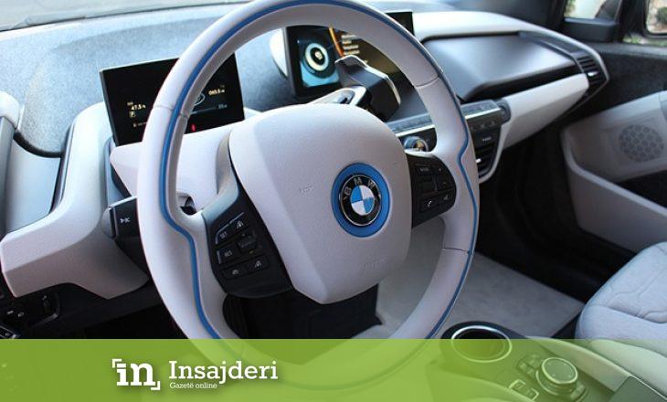 BMW planifikon të lansojë 25 vetura elektrike dhe hibride
