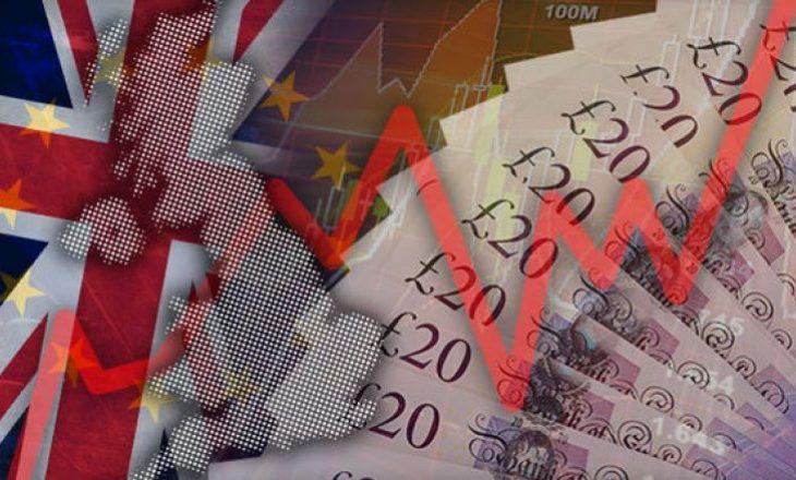 BREXIT po ndikon që kompanitë britanike të ulin investimet në vend