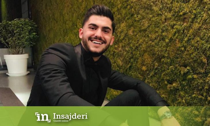 Butrint Imeri këngë me artistin zviceran