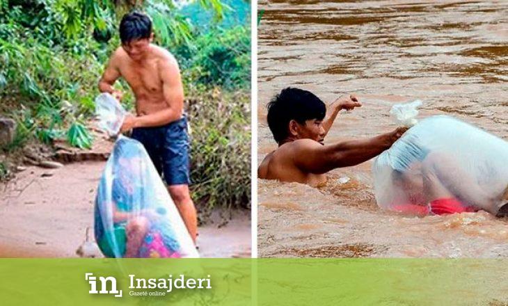 Nga përmbytjet në Vietnam, së paku 84 viktima