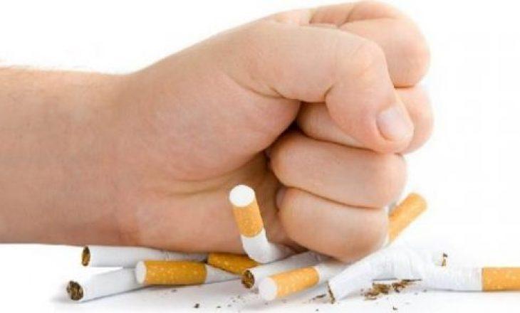 Pesë mënyra për të lënë cigaren