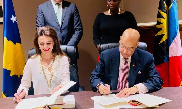 Kosova nënshkruan marrëveshje diplomatike me këtë shtet