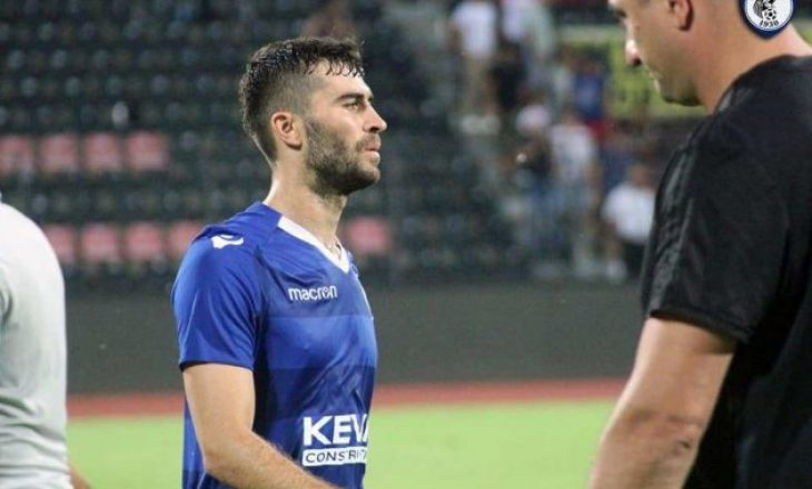 Drita dhe Gjilani i kanë ofruar pagë të majme Arbër Çybrjës, por një skuadër e tretë është futur në lojë