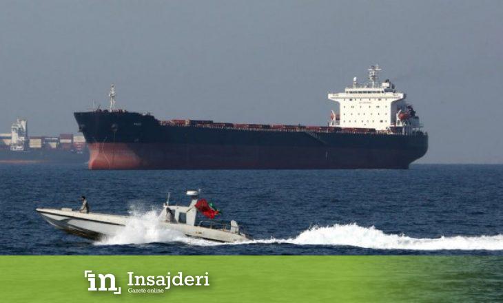 Gjermania paralajmëron luftë nëse Irani vazhdon të konfiskojë anije