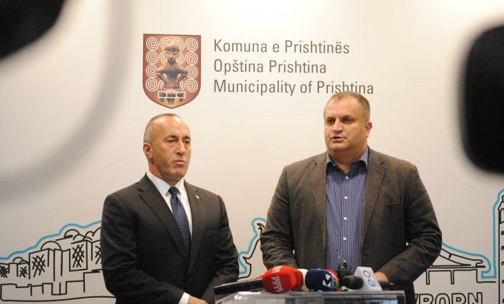 Ahmeti flet për takimin me Haradinajn: Zgjedhjet më së largu pas dy muajve