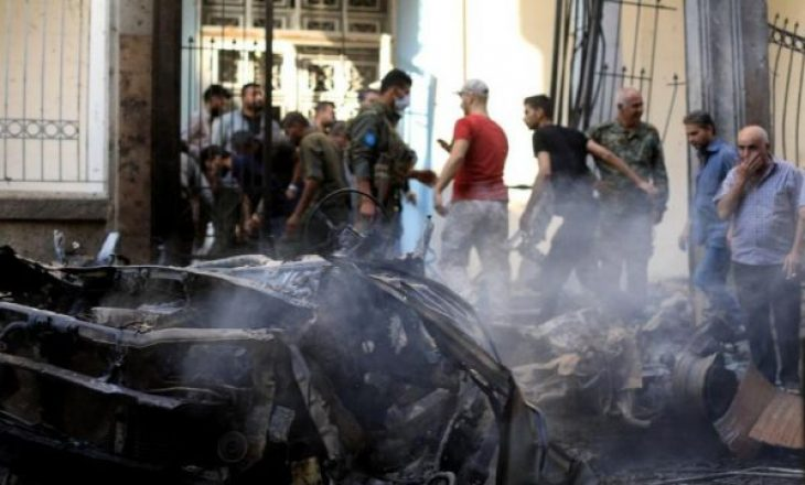 Vdesin 11 persona nga një shpërthim bombe në Siri