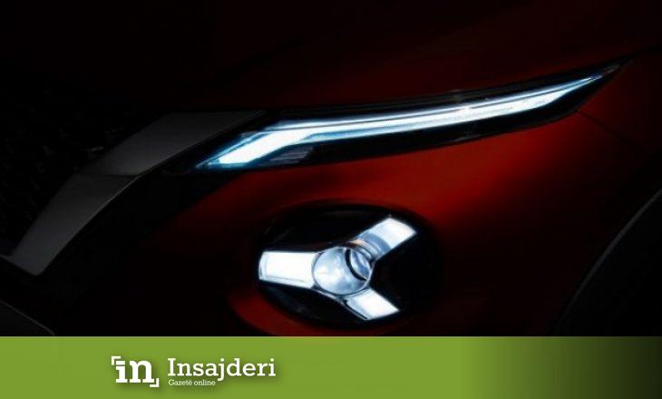 Nissan zbulon detajin e parë të modelit Juke-n e ri