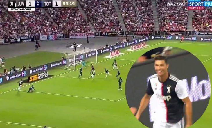 """""""Efekti Sarri"""": 10 pasime dhe gol në 20 sekonda për Juventusin [Video]"""