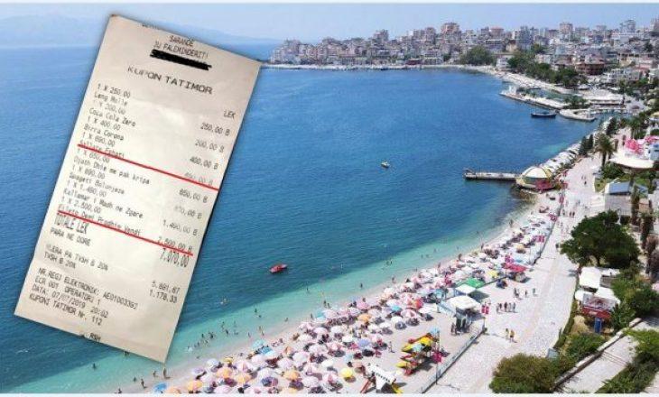 25 mijë lekë një fileto demi, shqiptarët të shokuar nga çmimet në Sarandë