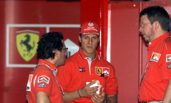 Deklarata e menaxherit të Schumacherit merr vëmendje të madhe