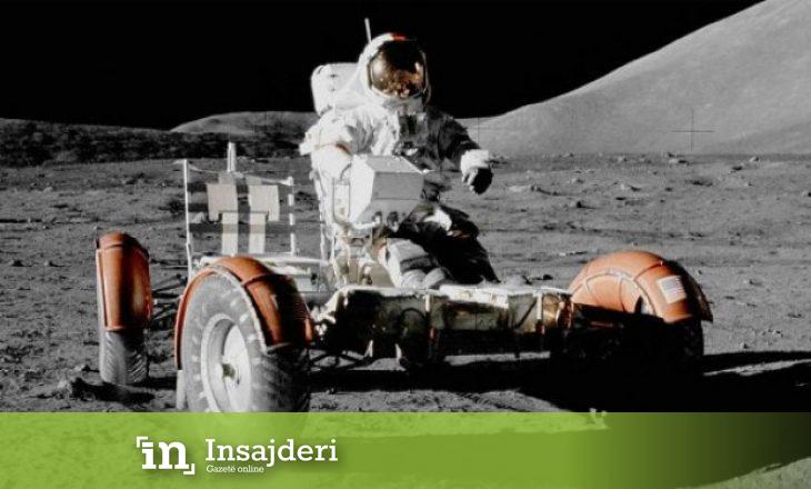 Makina e parë në univers – mjeti hënor i vitit 1971