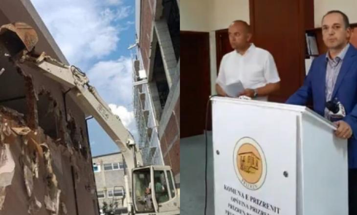 """Rrënimi në """"Abi Çarshi"""" – Haskuka akuzon institucionet e drejtësisë"""