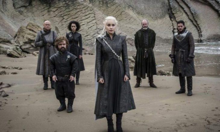 """Shkrimtari i """"Game of Thrones"""" thotë se nuk do të ndryshojë asgjë në librat e ardhshëm"""