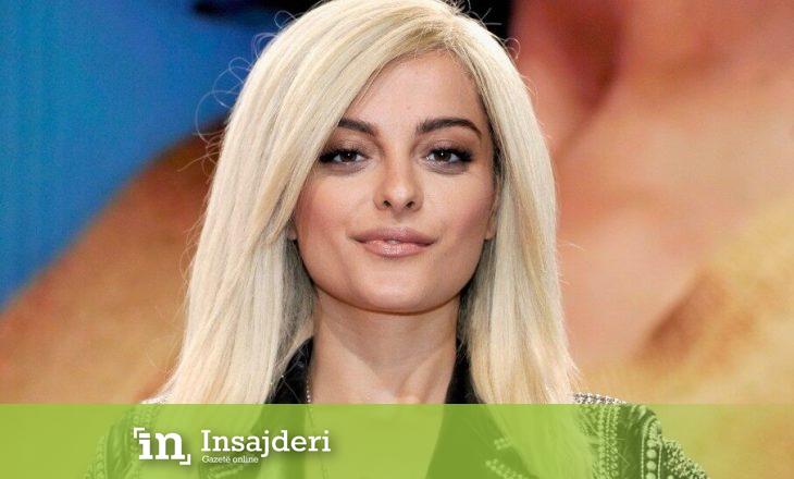 Fansi bën tatuazh në trup këngëtarën shqiptare