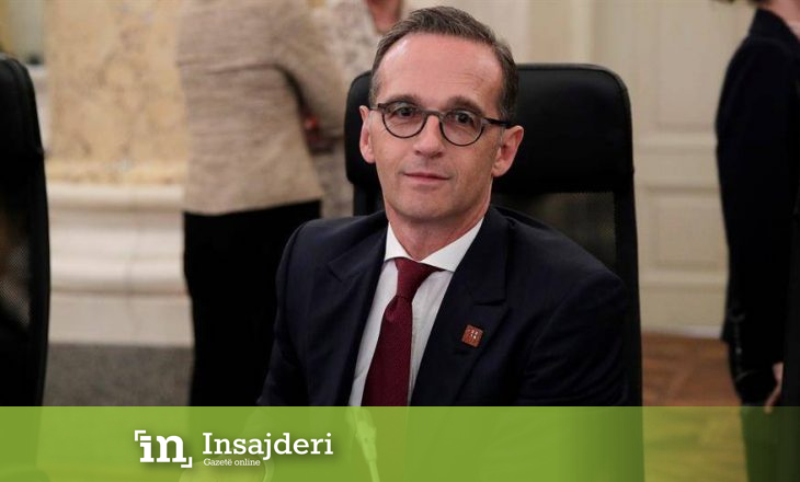 Ministri gjerman: Lufta është e mundur nëse Irani vazhdon t'i konfiskojë anijet tregtare
