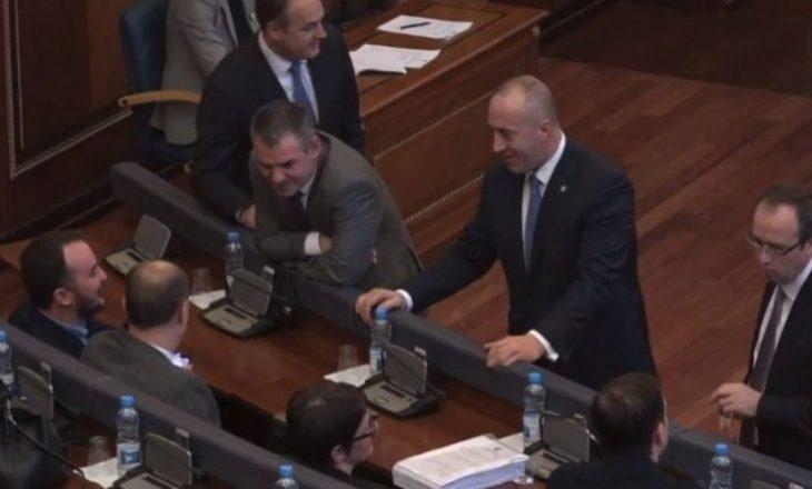 Avdullah Hoti thumbon Ramush Haradinajn: Kjo Qeveri s'ka zot shtëpie