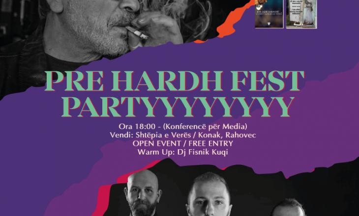Hardh Fest prezanton sot sloganin dhe programin e ri