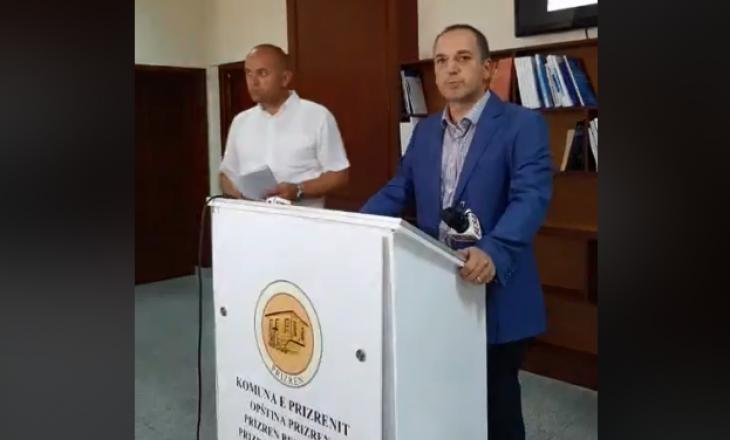 Haskuka flet për eskalimin e situatës gjatë rrënimit të objekti në Prizren: Për ne nuk ka qytetarë të fortë dhe të dobët