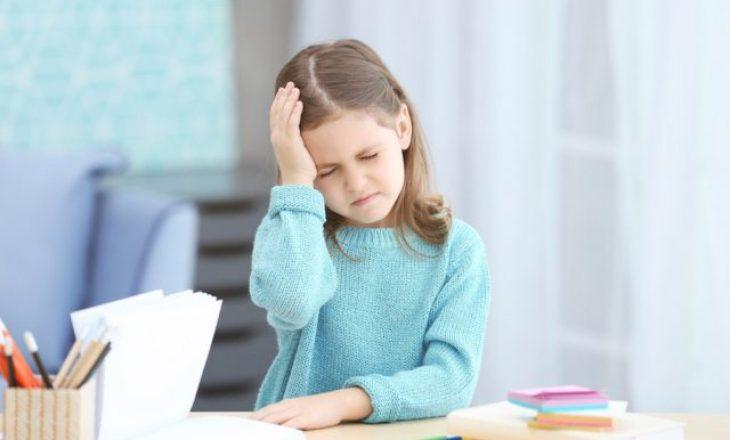 Dhimbja e kokës tek fëmijet, cilat janë shkaqet dhe si parandalohet