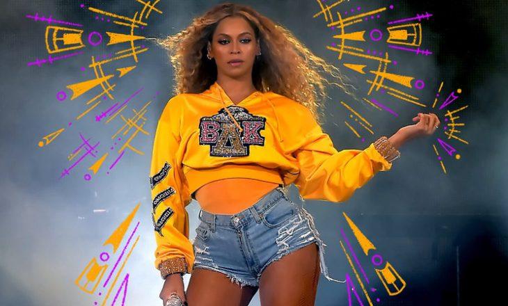 Beyonce tregon dietën që mbajti para se të performonte në Coachella