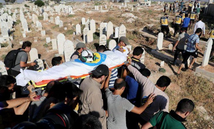 Vritet fotografi i cili dokumentoi tmerrin në Siri
