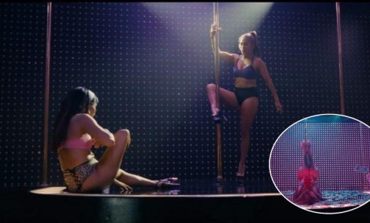 Publikohen pamje nga skenat e filmit të ri – Jenifer Lopez e Cardi B në rolin e striptisteve