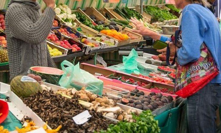 Gruaja vodhi ushqim në market, Policia merr vendim të papritur për të