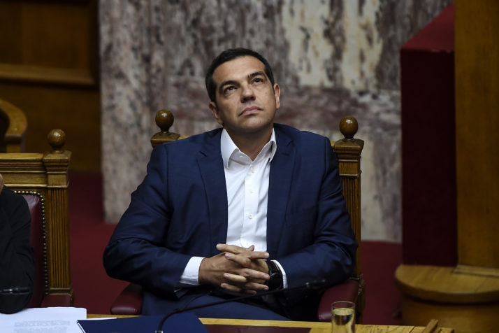 Lindje Perëndim  Përse e braktisën grekët Tsiprasin