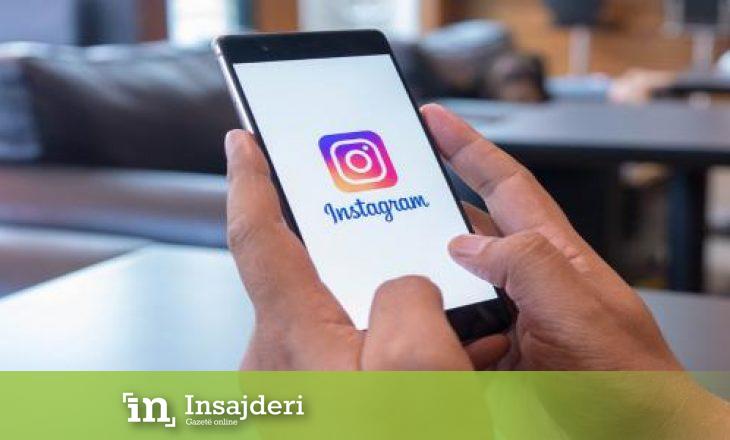 Instagram bie sërish nga sistemi