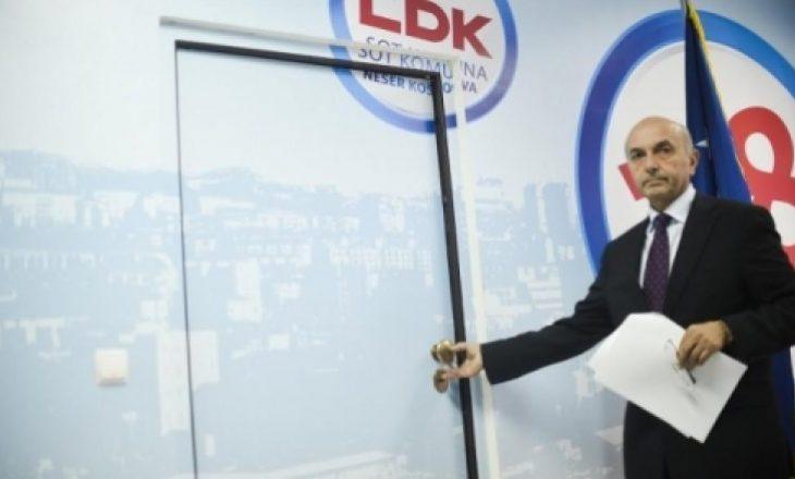 Pas dorëheqjes së Haradinajt, mblidhet LDK-ja