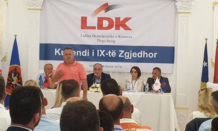 """""""LDK, si Koreja e Kim Jong-un"""" – Jep dorëheqje një nga drejtuesit e LDK-së në Istog"""
