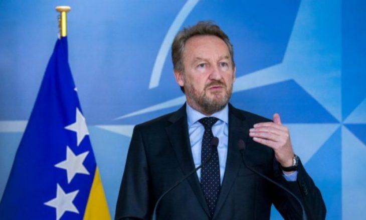 Izetbegoviq: Statusi i Kosovës s'mund të lidhet me një status të ri të Republikës Serbe