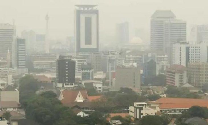 Reshje artificiale për të ndaluar ndotjen e ajrit