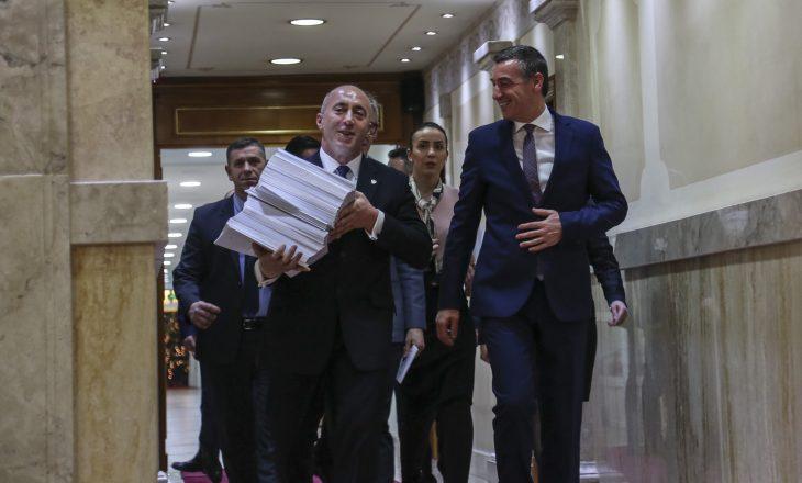 Kadri Veseli sulmon Ramush Haradinajn për dorëheqjen nga posti i kryeministrit