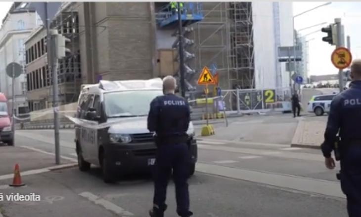 Kosovari dyshohet se plagosi dy persona në Finlandë