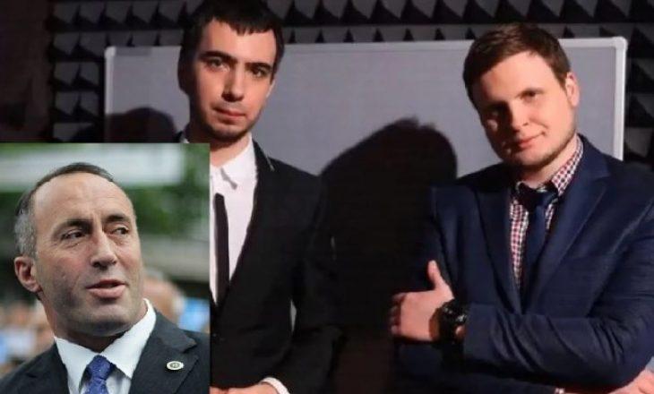 Haradinaj zbulon bisedën me komedianët rus – thotë se ata janë agjentë