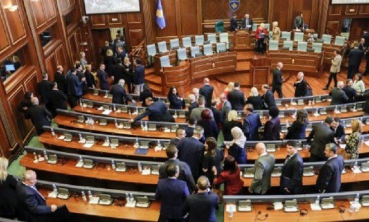 Kryetari i Komunës ngaVV me porosi për deputetët që e votuan Gjykatën Speciale: Nalni se u bonët horë