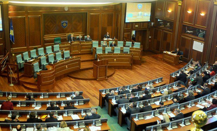 Kuvendi pret bashkatdhetarët të mërkurën dhe të enjten