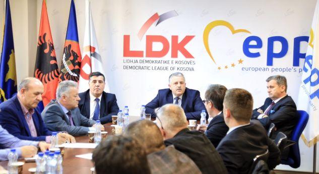 Më 3 gusht zgjedhet kryetari i LDK së