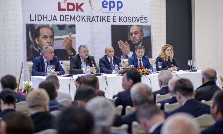 Anëtari i LDK-së kritikon partinë e tij: LDK nuk po di të sillet si parti