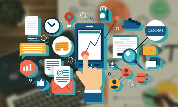 Marketingu tradicional VS Marketingu digjital