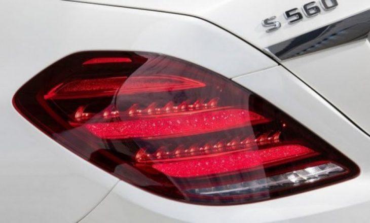 Imazhet e Mercedes S për vitin 2020