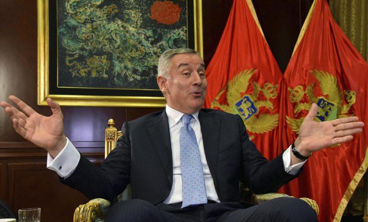 Presidenti malazez fyhet keq për shkak të Kosovës (FOTO)