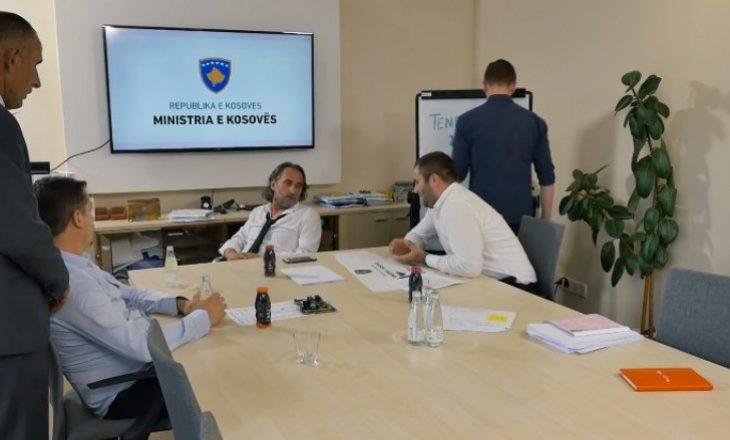 """""""Ministria e Kosovës"""" përmes Stupcave"""