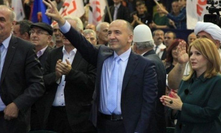 Gazmend Muhaxheri flet për zgjedhjet e brendshme të LDK-së, thotë se ka shumë kandidatë