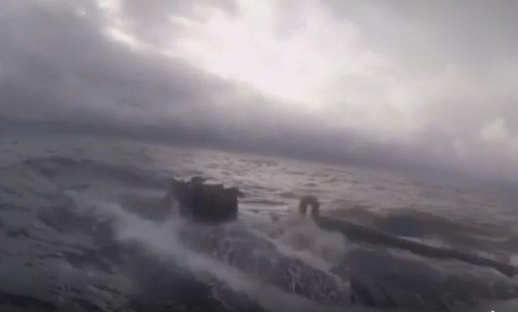 E jashtëzakonshme – rojet bregdetare amerikane kapin nëndetësen me 7 ton kokainë